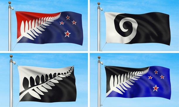 国旗4候補
